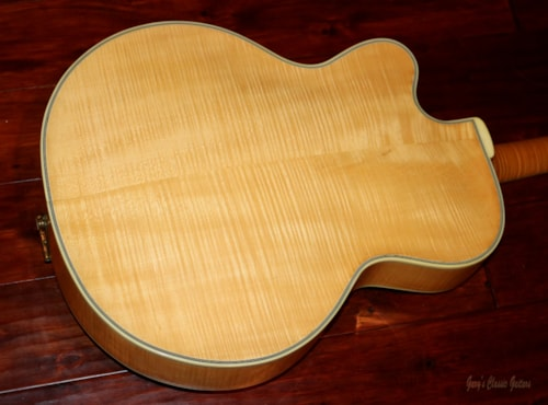1961 D'Angelico New Yorker Special