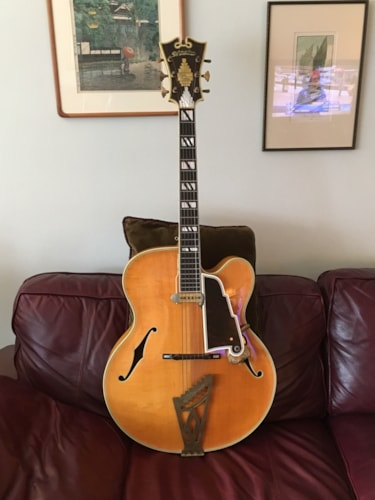 1961 D'Angelico New Yorker