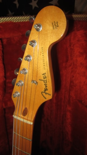 1982 Fender '57 Re-Issue Stratocaster Fullerton Made