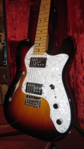 2012 Fender® Telecaster® Thinline