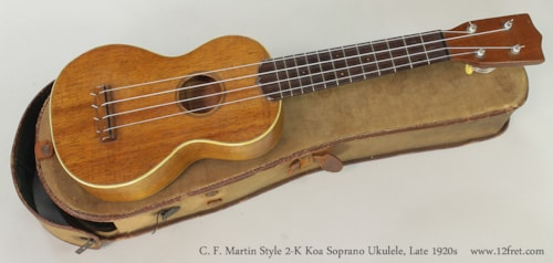 Martin ukulele dating