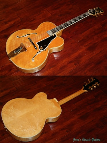 1962 Gibson Johnny Smith