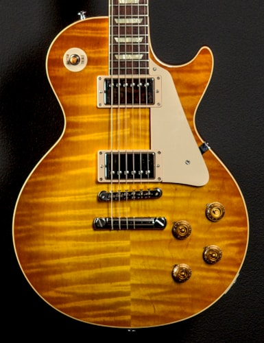 """2014 Gibson LES PAUL Std. '60 Reissue """"Chambered"""" Limited Edition"""