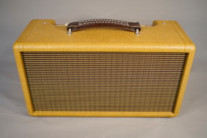 Gomez Amplification USED! Gomez G-string Tweed Reverb Tank!
