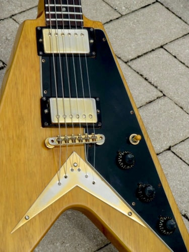 1982 Gibson FLYING V Heritage Reissue