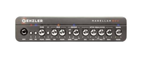 Genzler Amplification Magellan 800 Bass Head