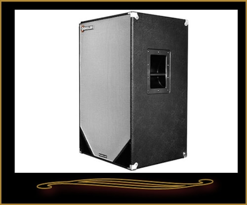 2016 Genzler Amplification Magellan MG-212T 2x12 Cabinet