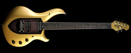 ERNIE BALL MUSIC MAN John Petrucci Majesty 6 Electric Guitar Gold Mine