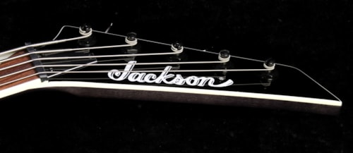 Jackson Used Jackson CBXNT V Concert 5-String Electric Bass Trans Black