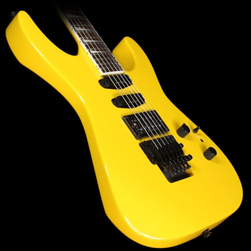 Jackson SL3X Soloist Electric Guitar Taxi Cab Yellow