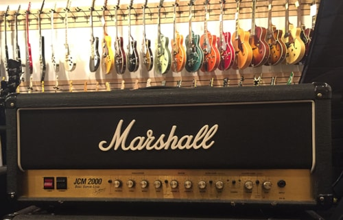 1998 Marshall JCM 2000 DSL50 Dual Super Lead