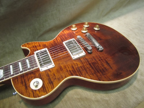 2014 Gibson Les Paul Standard AAA Flame Top Root Beer