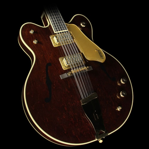 Gretsch Used Gretsch G6122-6212GE Vintage Select Edition 1962 Chet Atkins Country Gentleman 12-String Electric Guitar Walnut Stain