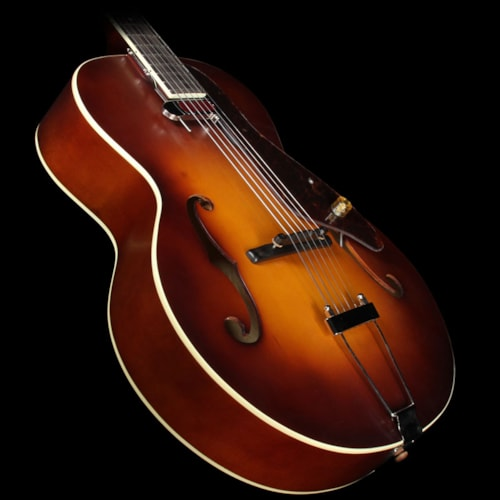 Gretsch G9555 New Yorker Archtop Electric Guitar Vintage Sunburst
