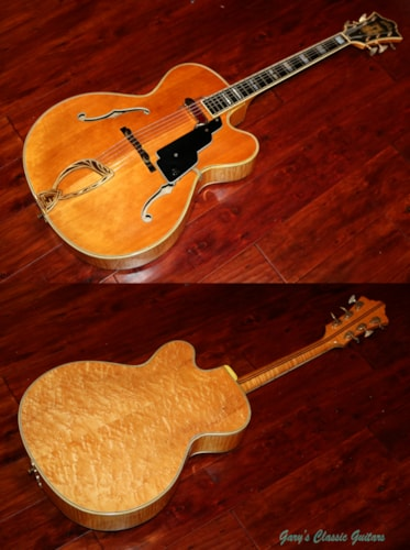 1958 Guild® Johnny Smith Award Model