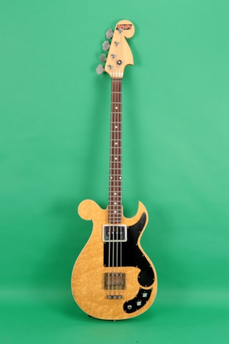 1980 unknown Bigsby Bass Copy