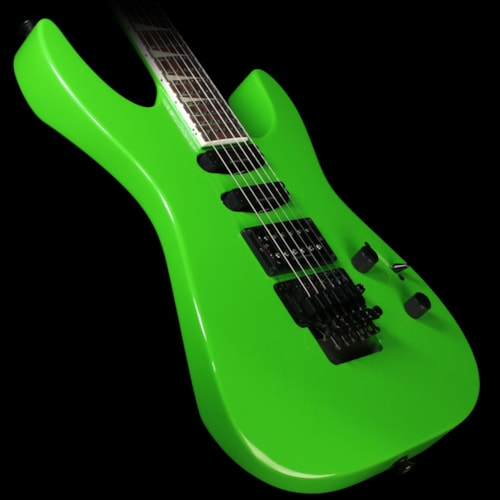 Jackson SL3X Soloist Electric Guitar Slime Green