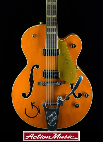 2015 Gretsch G6120 DSW Chet Atkins Hollowbody