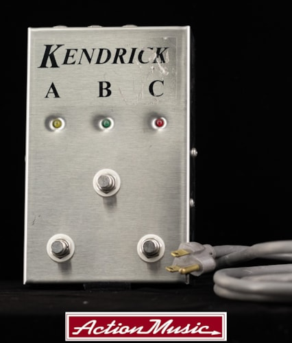Kendrick ABC Box