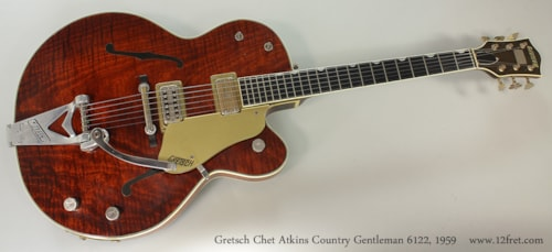 1959 Gretsch Chet Atkins Country Gentleman 6122