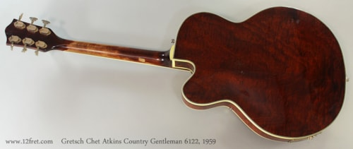 1959 Gretsch® Chet Atkins Country Gentleman 6122
