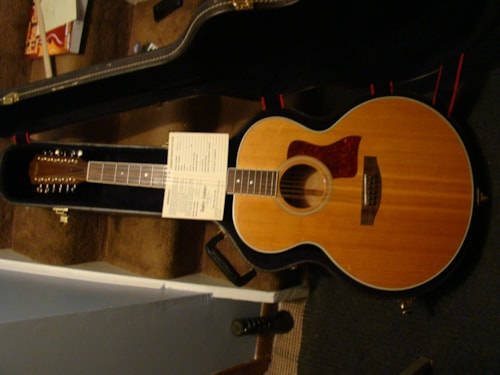 1987 Taylor 20th Ann. 655-12 (Made in Lemon Grove)N.O.S.