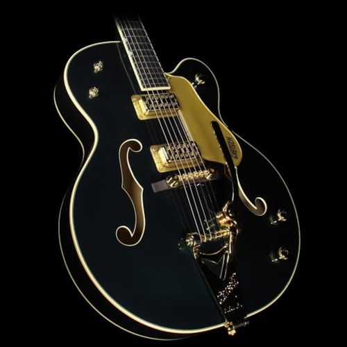 Gretsch G6196T-59GE Golden Era Edition 1959 Country Club Electric Guitar Cadillac Green