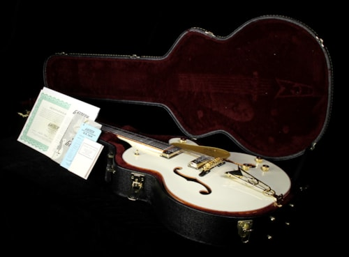 Gretsch Used Gretsch G6136-55GE Vintage Select 1955 Falcon Electric Guitar Vintage White