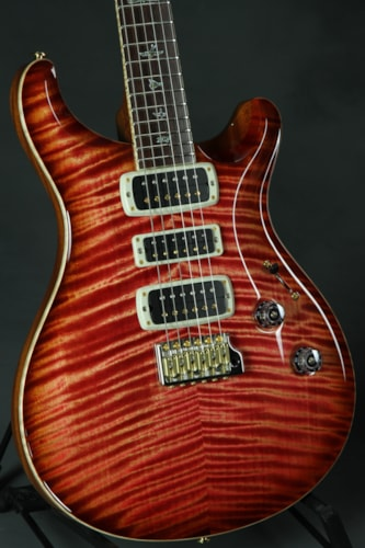 Paul Reed Smith (PRS) 20th Anniversary Limited Private Stock #6037 - Orange Tourma