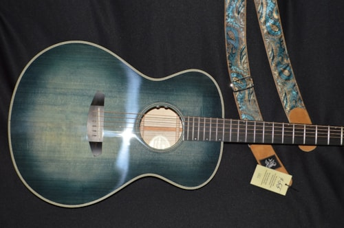 2016 Breedlove Oregon Concert Roque