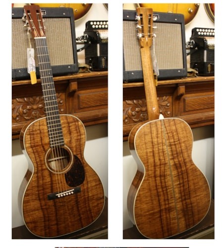 2015 Martin 1921 000-28K Authentic