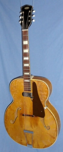 1951 National/Oahu Archtop