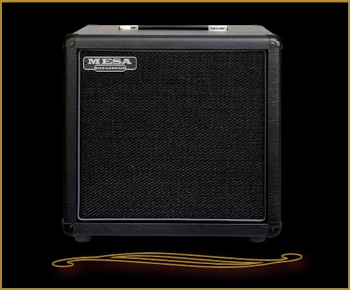 Mesa Boogie Rectifier 1x12 Cube Cabinet