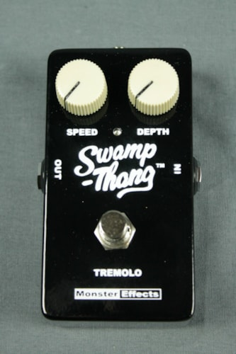Monster Effects Swamp Thang