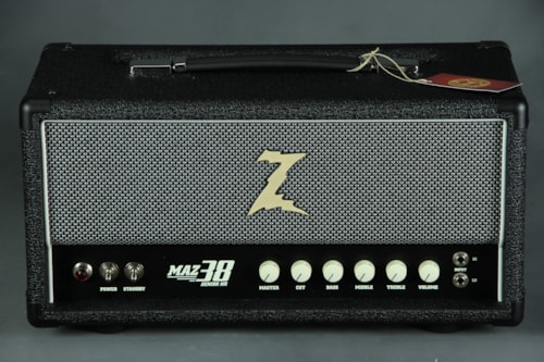 Dr. Z Maz 38 Sr. NR - Head - Black