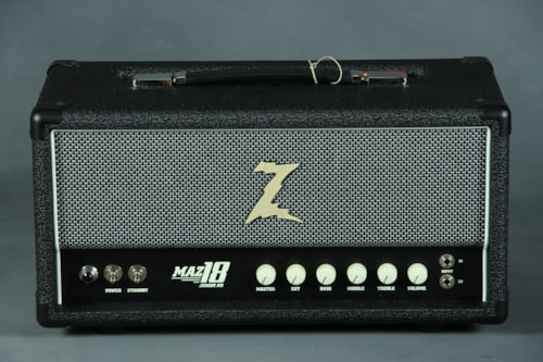 Dr. Z Maz 18 Jr. NR - Head - Black