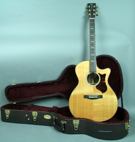 Martin GPCPA1 Acoustic Eletric Guitar Natural Performing Artist USA