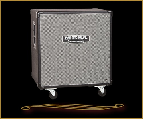 2016 Mesa Boogie 4x10 Traditional Powerhouse