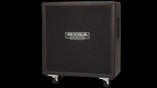 Mesa Boogie 4X12 Recto® Traditional Straight Cabinet