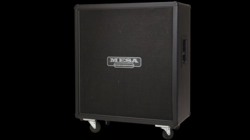 Mesa Boogie 4x12 Recto® Standard Oversized Straight Cabinet