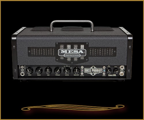 2016 Mesa Boogie Bass Prodigy Four:88 Head