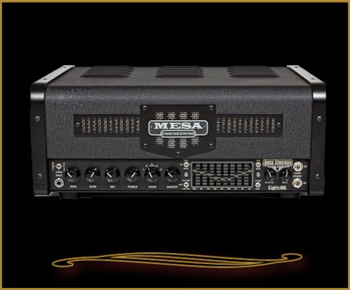 Mesa Boogie Strategy Eight:88 All Tube Bass Head