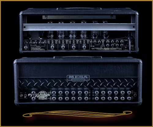 Mesa Boogie Dual Rectifier Roadster Head