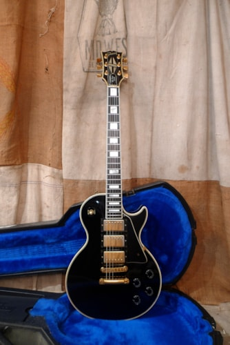 Gibson Les Paul Custom Triple Pickup