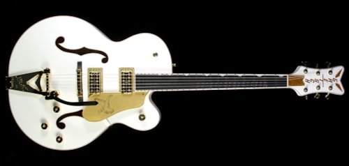 Gretsch® G6136T Players Edition White Falcon Electric Guitar
