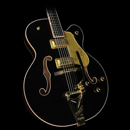 Gretsch® G6136T Players Edition Black Falcon Electric Guitar