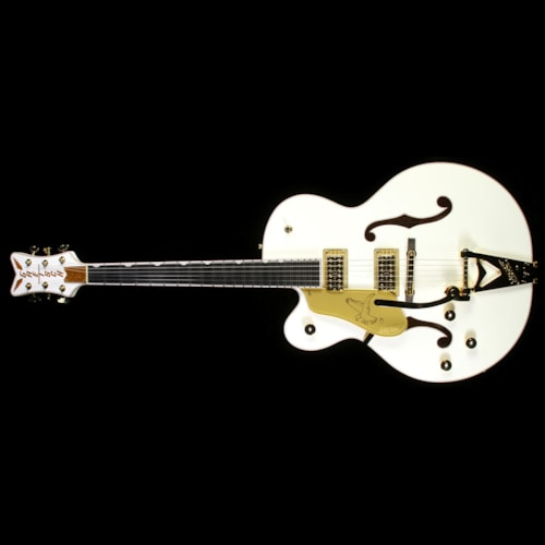 Gretsch® G6136T Players Edition White Falcon Left-Handed Electric Guitar