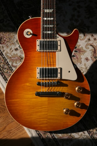 2013 GIBSON HISTORIC '58 Les Paul Standard Reissue Flametop HAND-SELECTED! LPR8!!