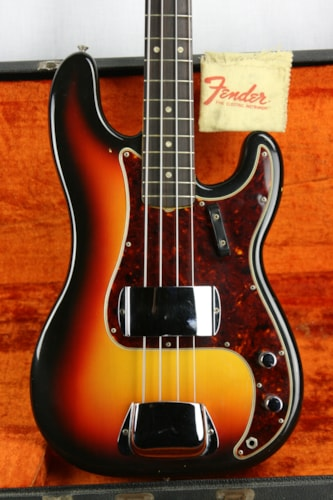 1965 Fender® Precision Bass® CLEAN!