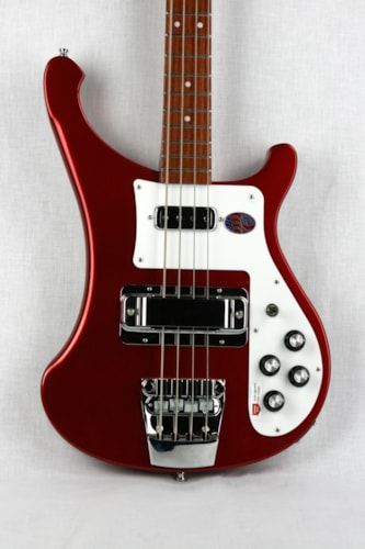 2015 Rickenbacker 4003S Bass Ruby Red